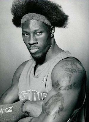 Quels sont les joueurs les plus intimidateurs de la NBA ? Benwallace