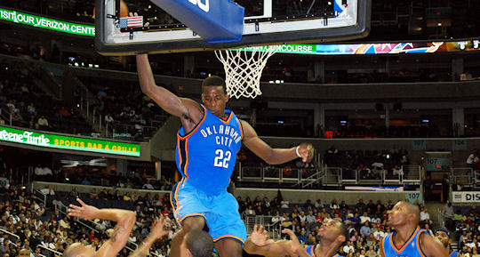 Love Me Thunder [article by basketusa] Jeffgreen