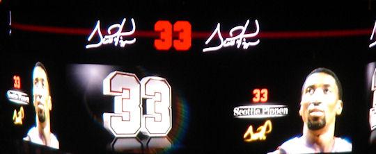 """Pippen : """"Jordan est meilleur que KObe"""" Scottie"""