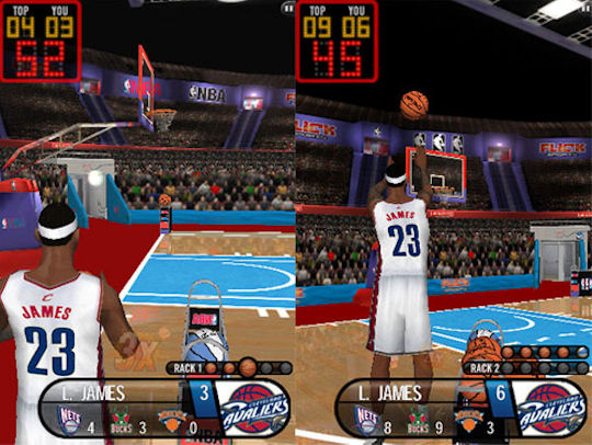 jeux de basket