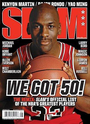 Basket USA » Le magazine Slam dévoile son Top 50 des meilleurs ...