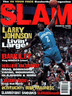 Larry Johnson, le Zion Williamson des années 90 | Basket USA