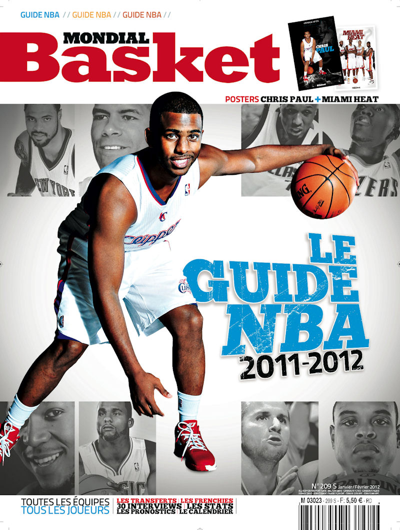 Mondial Basket : le guide NBA 2011/12 | Basket USA