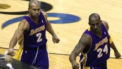 Kobe Bryant commente le départ de Derek Fisher