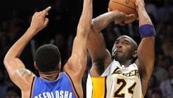 Kobe Bryant, décisif malgré sa maladresse