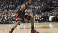 NBA: MAR 14 Heat at Bulls