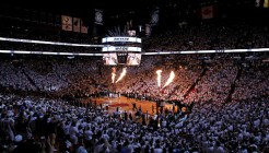 NBA: JUN 17 The Finals - Thunder at Heat - Game 3