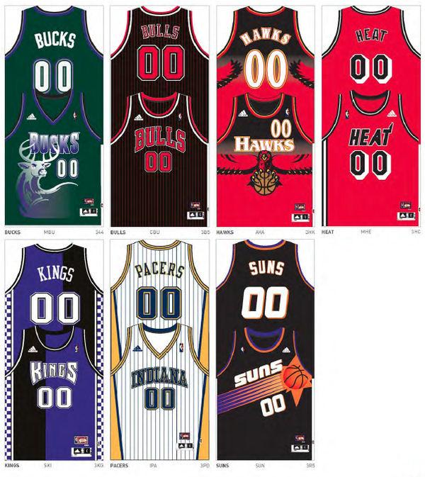 Les franchises NBA vont rejouer avec les maillots des ...