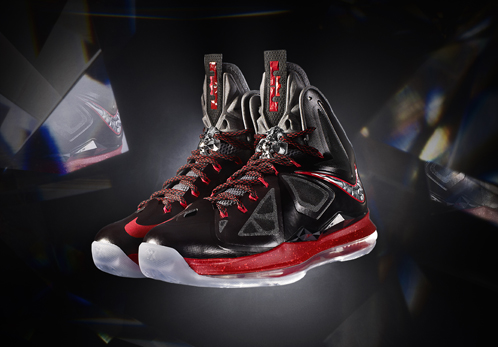 Test de chaussures] Nike LeBron X Basket USA