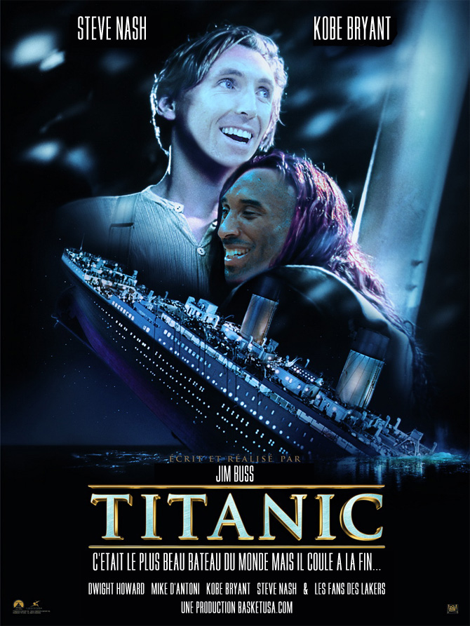 parodie film titanic