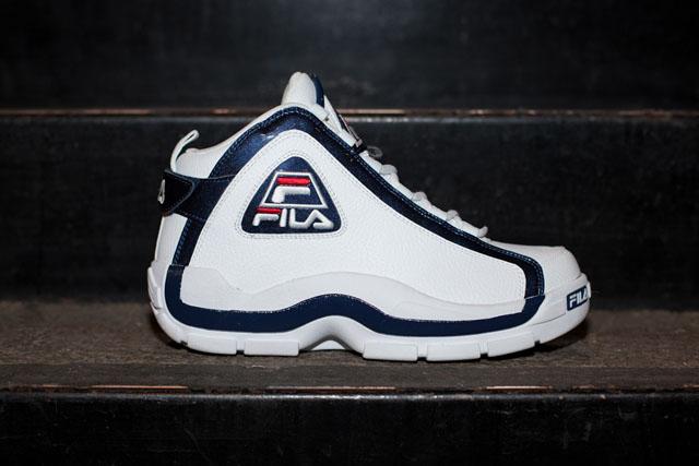 Chaussure Fila Années 90