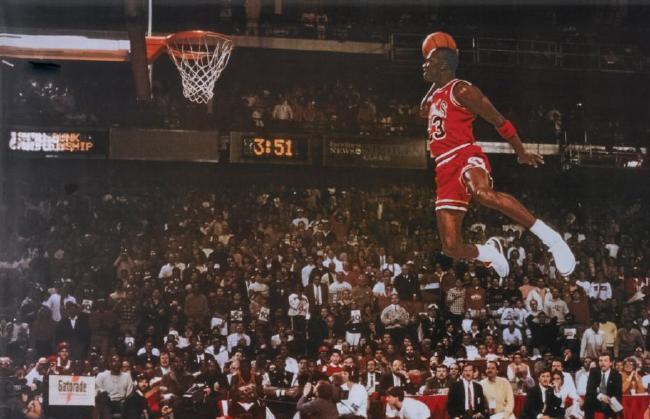 meilleur service 4d2a4 201c2 Michael Jordan, Simply The Best | Basket USA