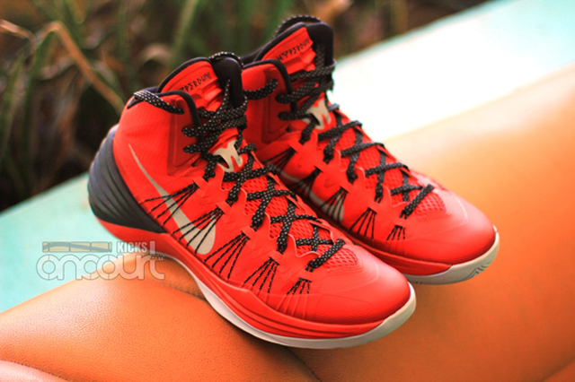 2013 hyperdunks red