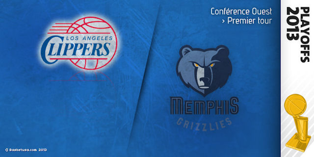 Clippers - Grizzlies