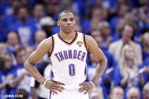 NBA: JUN 12 The Finals - Heat at Thunder - Game 1