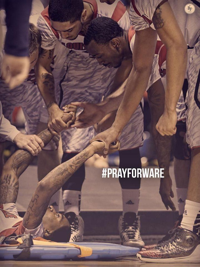 Pray For Ware