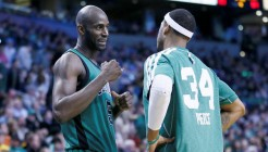 Kevin Garnett et Paul Pierce