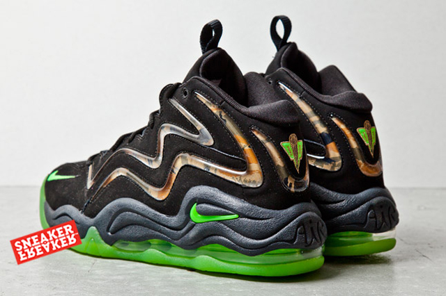 Nike va ramener Scottie Pippen dans les magasins   Basket USA