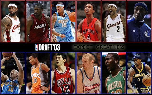 Tirage draft 2003 Draft-2003