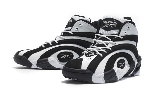 Reebok Classic Pump Shaqnosis Chaussures Basketball Mode