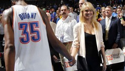 Kevin Durant - Kate Upton