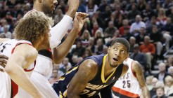 NBA: DEC 02 Pacers at Trail Blazers