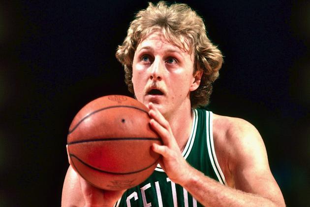 Triple MVP dans les années 80 et trois fois champion NBA, Larry Bird est tout simplement l'un des meilleurs ailiers de l'histoire