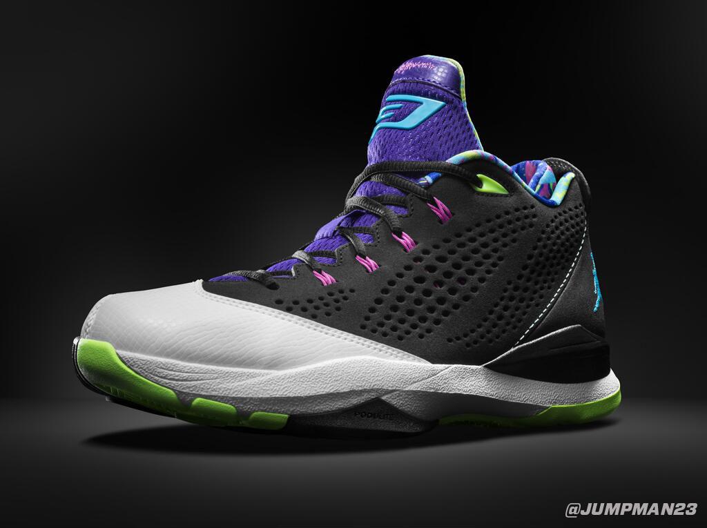 Test de chaussures – La Jordan Brand CP3.VII de Chris Paul