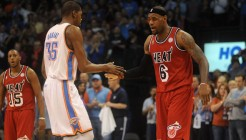 Kevin Durant - LeBron James