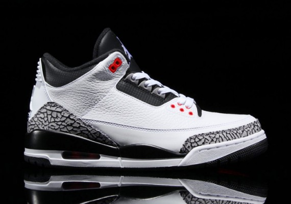 air jordan 3 retro black cement