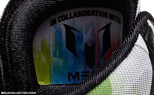 Adidas A Augmenté De 4,5 Messi