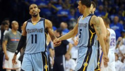 Mike Conley & Courtney Lee