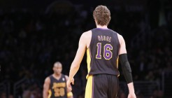 NBA: JAN 31 Bobcats at Lakers