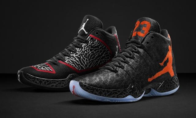 nouvelle chaussure jordan