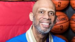CELEBRITES : Kareem Abdul-Jabbar - Torrance - 13/05/2014