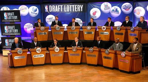 Tirage draft 2003 Lotto