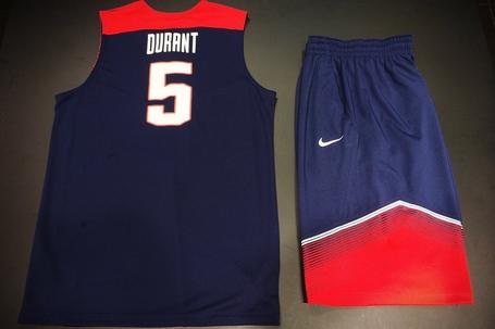 Camiseta EE.UU. mundial baloncesto España 2014