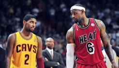 Kyrie Irving - LeBron James