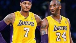 Carmelo Anthony - Kobe Bryant