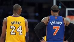Kobe Bryant - Carmelo Anthony