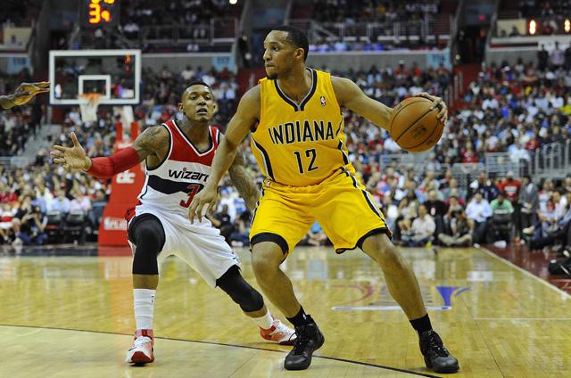 NBA: Playoffs-Indiana Pacers at Washington Wizards
