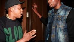 Jay Z et Kevin Durant