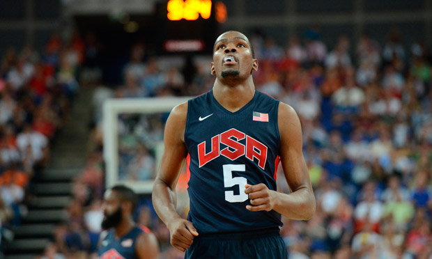 Kevin Durant, USA