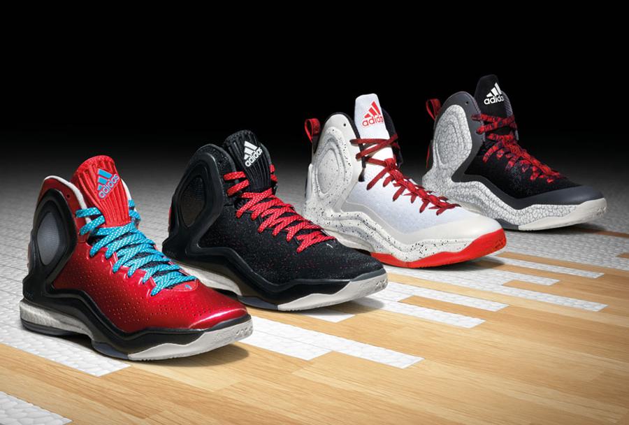 chaussure adidas derrick rose