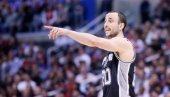 NBA: FEB 18 Spurs at Clippers