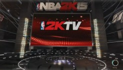 NBA 2K15 présente NBA TV