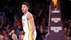 NBA: NOV 17 Pistons at Lakers