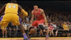 NBA 2K15 : les notes de Derrick Rose et Tony Parker