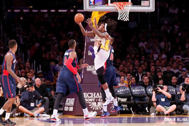 LA Lakers – Detroit : Jordan Hill au dessus des autres