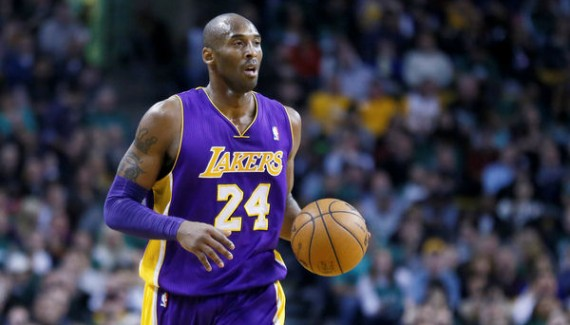 NBA: FEB 07 Lakers at Celtics